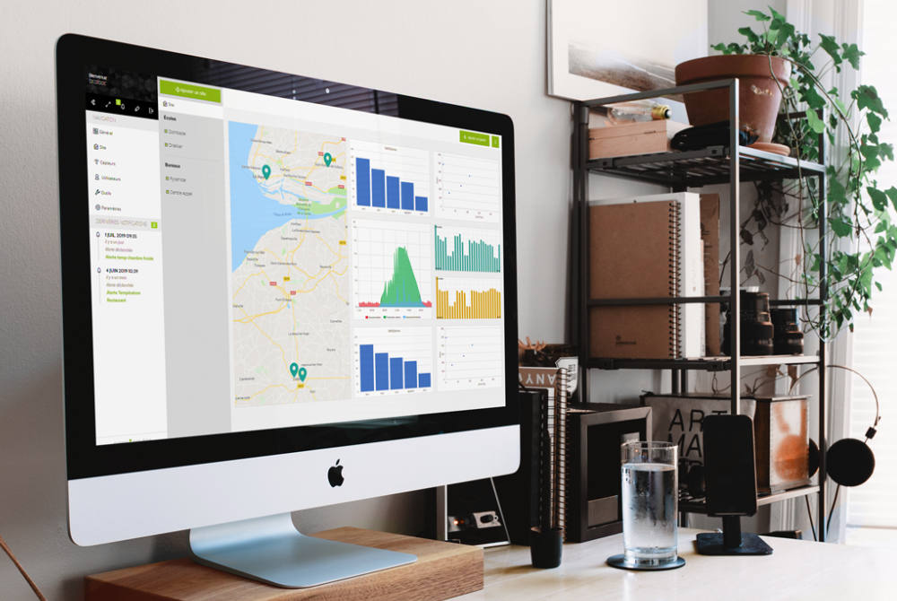 Logiciel d'optimisation énergétique Green Systemes