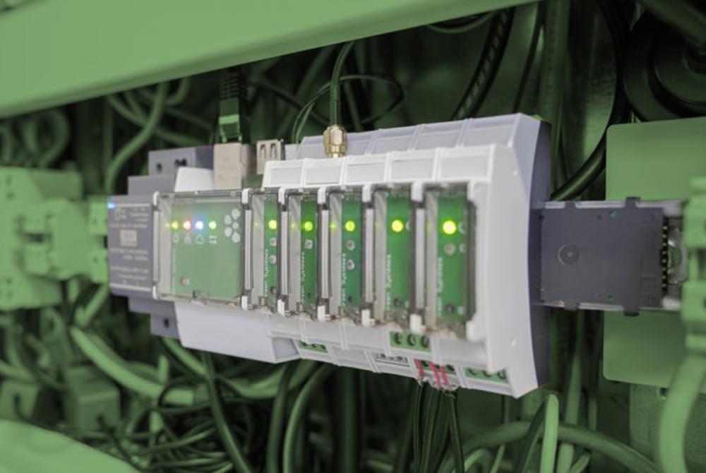 Outil de connexion aux bâtiments Green Systemes