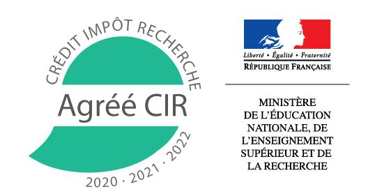 Logo Crédit Impôt Recherche GS